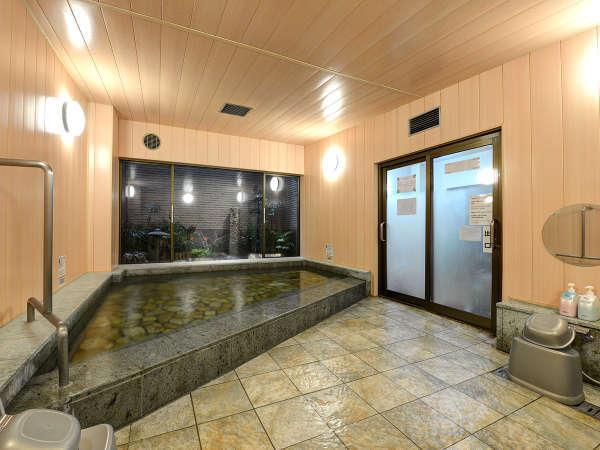 *【人工温泉大浴場:銀閣の湯】準天然◆光明石温泉