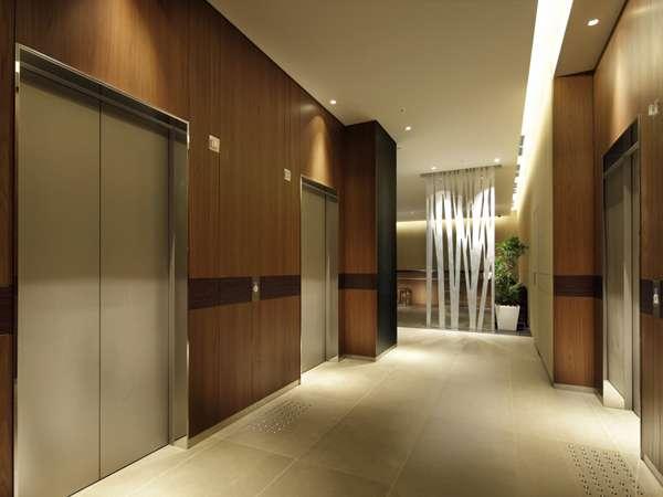 【1階エレベーターホール】