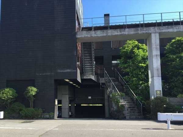 ■本館駐車場