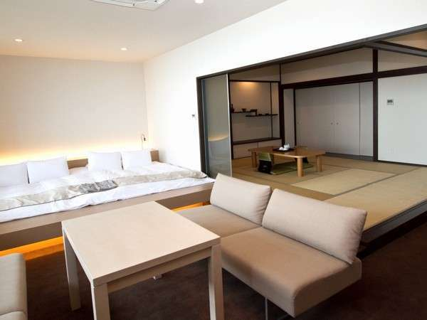 ~SUMIKA~72平米 10畳の和室が併設です。