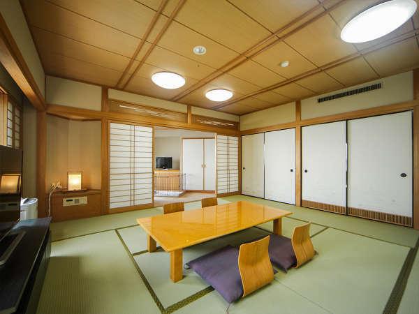 心が落ち着く和室の客室もございます