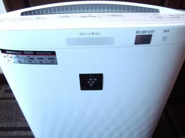 ☆デラックスフロア限定☆プラズマクラスター加湿空気清浄機