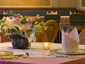 レストラン≪ル・グラン≫ 大切な記念日にも、友だちとの楽しい時間にも、様々なシーンでご利用頂けます。