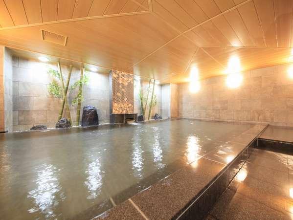 大浴場には男女ともサウナを完備!旅の疲れを癒してください♪