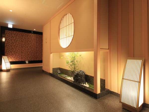 大浴場☆京都らしい和風の内装