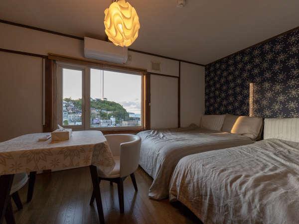 [ 2階 ] 海側の寝室