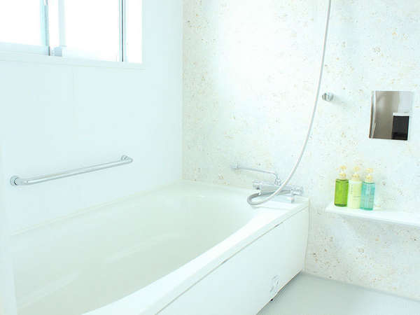60平米(1LDK)タイプのお部屋の風呂となります。