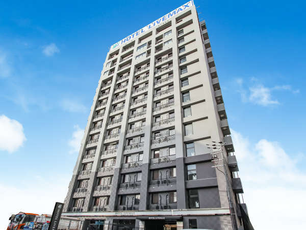 ◆外観◆ホテルリブマックスPREMIUM姫路駅南
