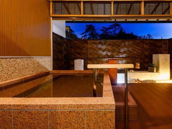 ■温泉貸切露天風呂■2021年8月NEW★OPEN!貸切なので安心してご利用いただけます(45分4,400円)