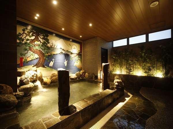 ◆男性大浴場(熱湯)