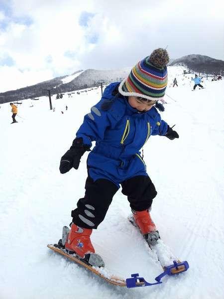 スキー初体験を応援します★