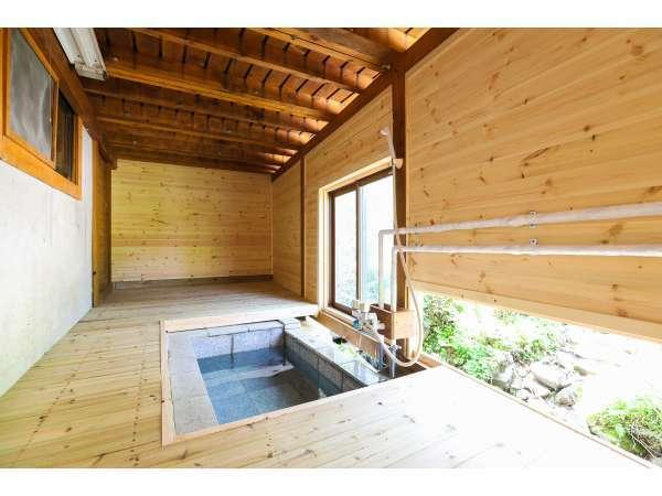 14の棟露天風呂