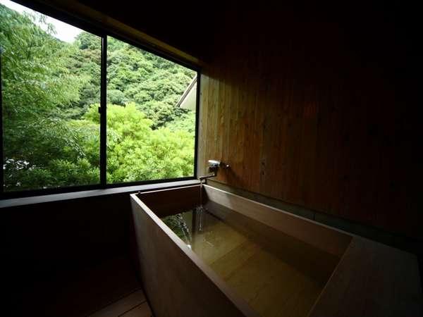 部屋の内風呂