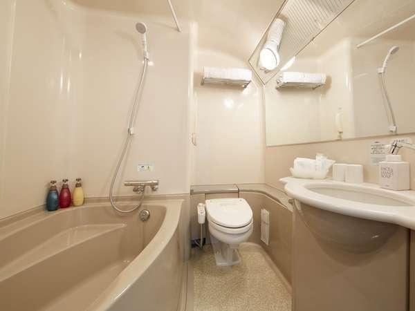 16.9平米のお部屋のバスルーム