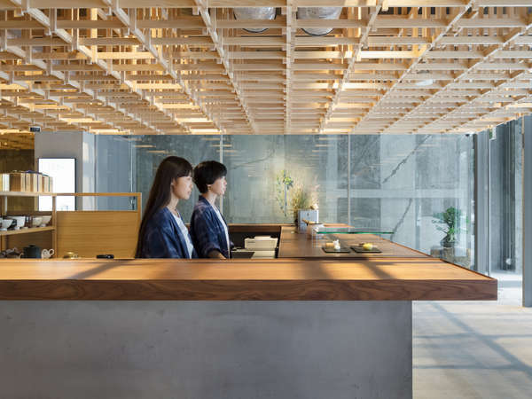 ホテルというグローバルな場から伝統文化をアップデートしていきます。写真:太田拓実