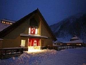 ロマンチックな冬の夜