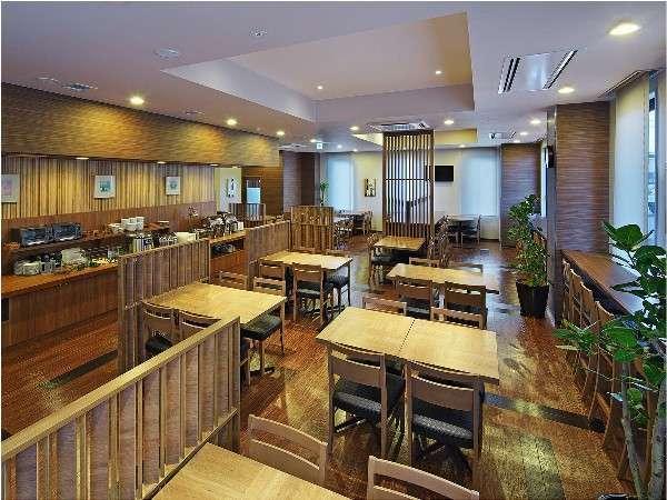 ご朝食は和洋食バイキング!夜は食・呑み所『花々亭』が営業致します!