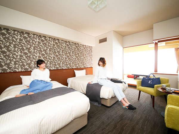 旅のスタイルでお部屋をお選びください。