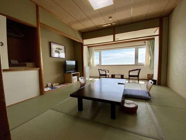 客室一例(禁煙、海側8畳)