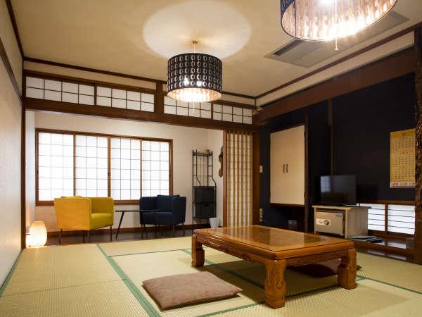 【さくら】バス/トイレ付6人部屋