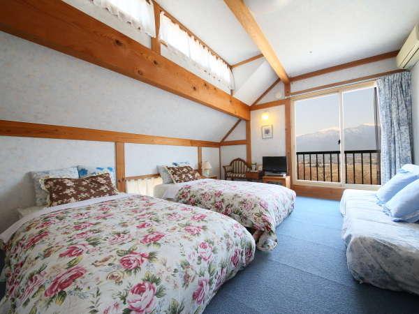 2階 宿泊部屋