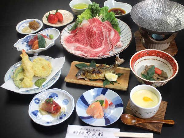 【民宿やまね】源泉100%のくすり湯と温泉料理を愉しめる宿