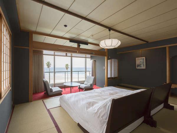 ■客室一例。お部屋は全室オーシャンビュー