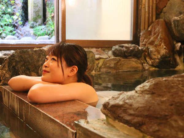 【いにしえの温泉宿 泉屋旅館】数千年の歴史ある名湯をかけ流しで!昔懐かしい趣あふれる温泉旅館