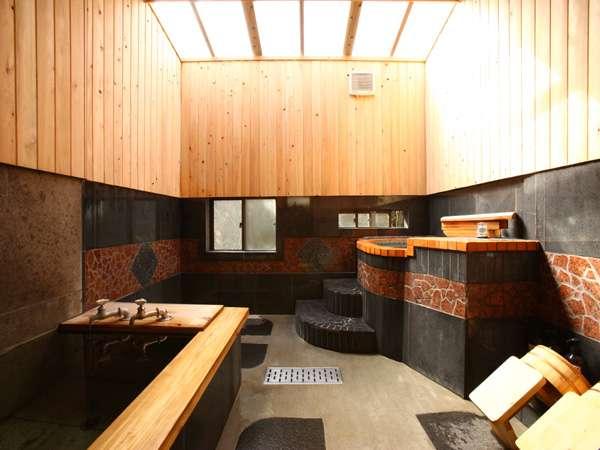 個室風呂(貸切湯)全11室・・・TV、冷蔵庫、洗面、トイレ完備!約4帖の休憩室付