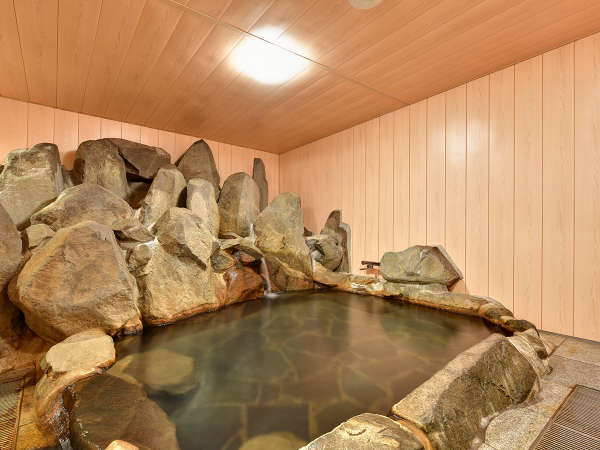 *【松島温泉(2階浴場)】美肌に効果のある天然温泉です。