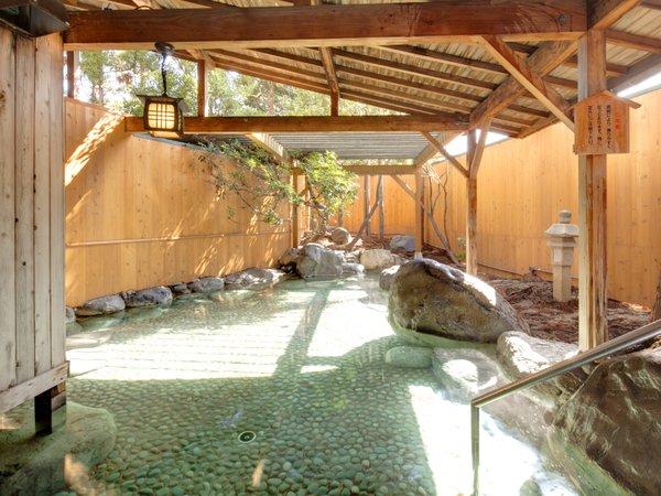 【三朝ロイヤルホテル(HMIホテルグループ)】【名湯三朝】大浴場・露天風呂・ミストハウスがございます♪