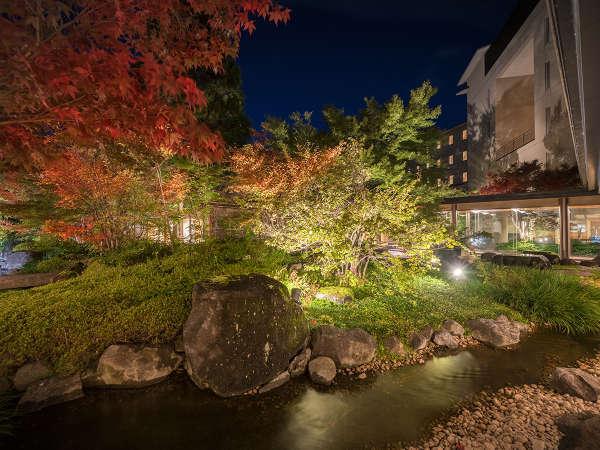 心落ち着く日本庭園