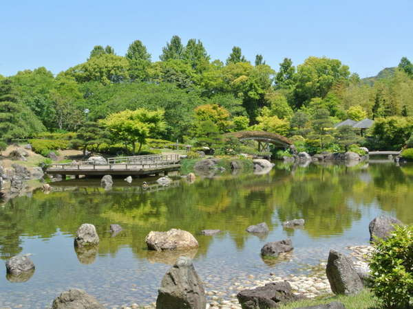日本庭園(初夏)