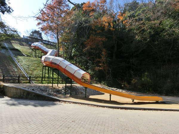 トリム園地 ロングスライダー