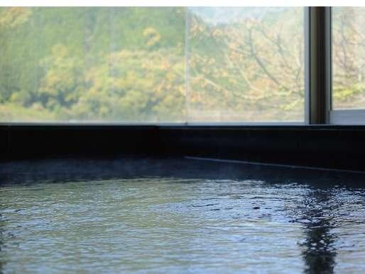 ●サウナ&露天風呂付の大浴場●身体に良いハーブの香りを楽しみながら体を温めてみませんか。
