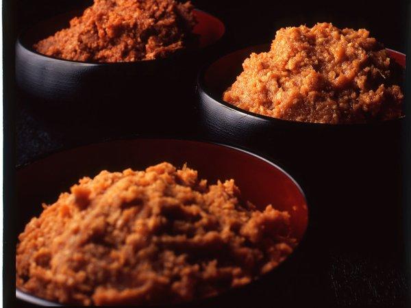 【自家製味噌】大原名物「味噌鍋」に使われる自家製のお味噌。姉妹店「味噌庵」で購入いただけます。