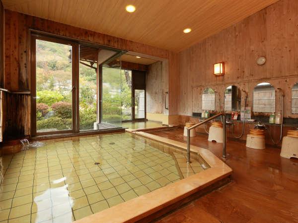 大浴場は歴史ある