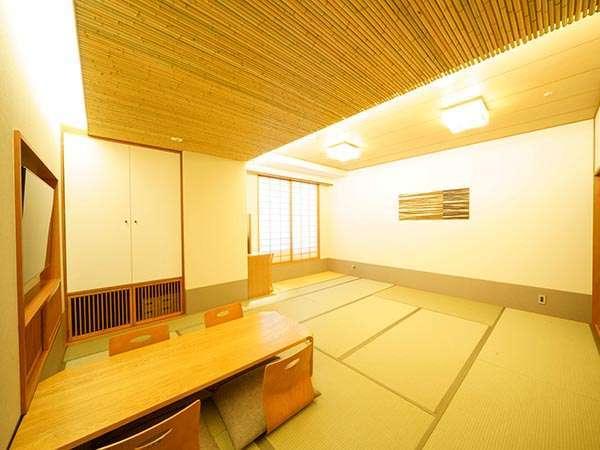 和室12畳、定員5名、平成31年2月改装