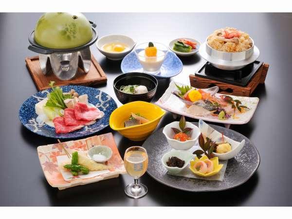 【ホテルニューことぶき】【信州割SPECIAL対象旅館】人気の露天風呂付客室♪料理も高評価!