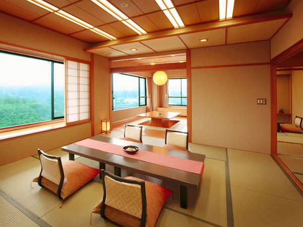 【楽居庵・特別室】(2間+掘りごたつ)(一例)