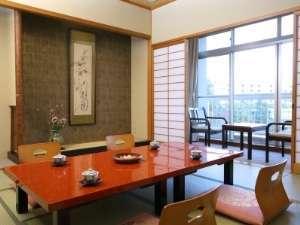 スタンダード客室例。8~12帖の和室