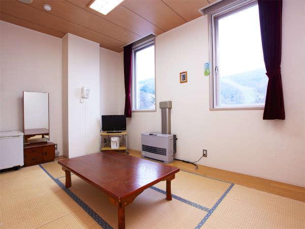 *和室4.5畳(一例)/ビジネス利用におすすめのシンプルな和室。