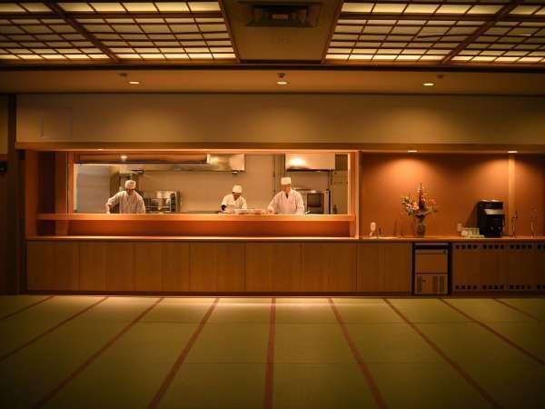 志田料理長がこだわった食材とお料理でおもてし致します。