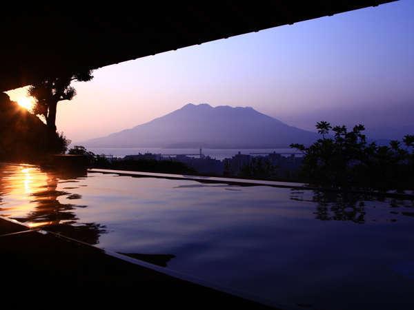 城山観光ホテル 露天風呂