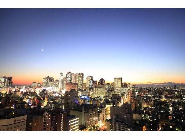 ホテル眺望(夜)