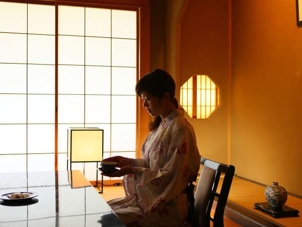 落ち着いた癒しの空間 和室一例