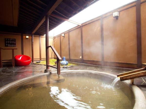 女性大浴場露天風呂