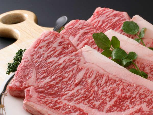 王様のビュッフェ・サマー2020では、希少な和歌山のブランド牛・熊野牛ステーキが登場!※イメージ