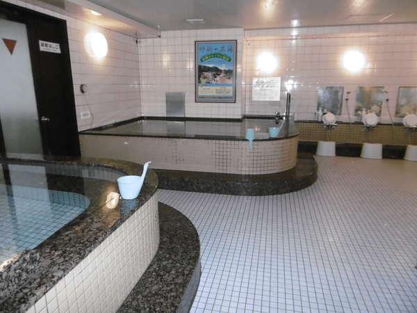 3Fお風呂場・人工温泉です(*^_^*)湯あたりやわらか~!!