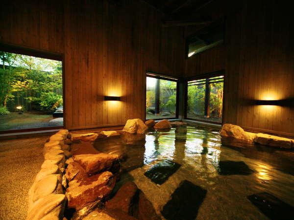 ◆大浴場◇内湯◆広い湯舟で手足を伸ばして
